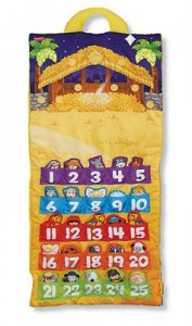He is Near ~ from Me & My House {Advent Calendars}