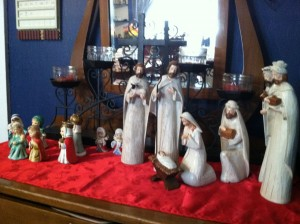 2013 Nativity ~ from Me & My House