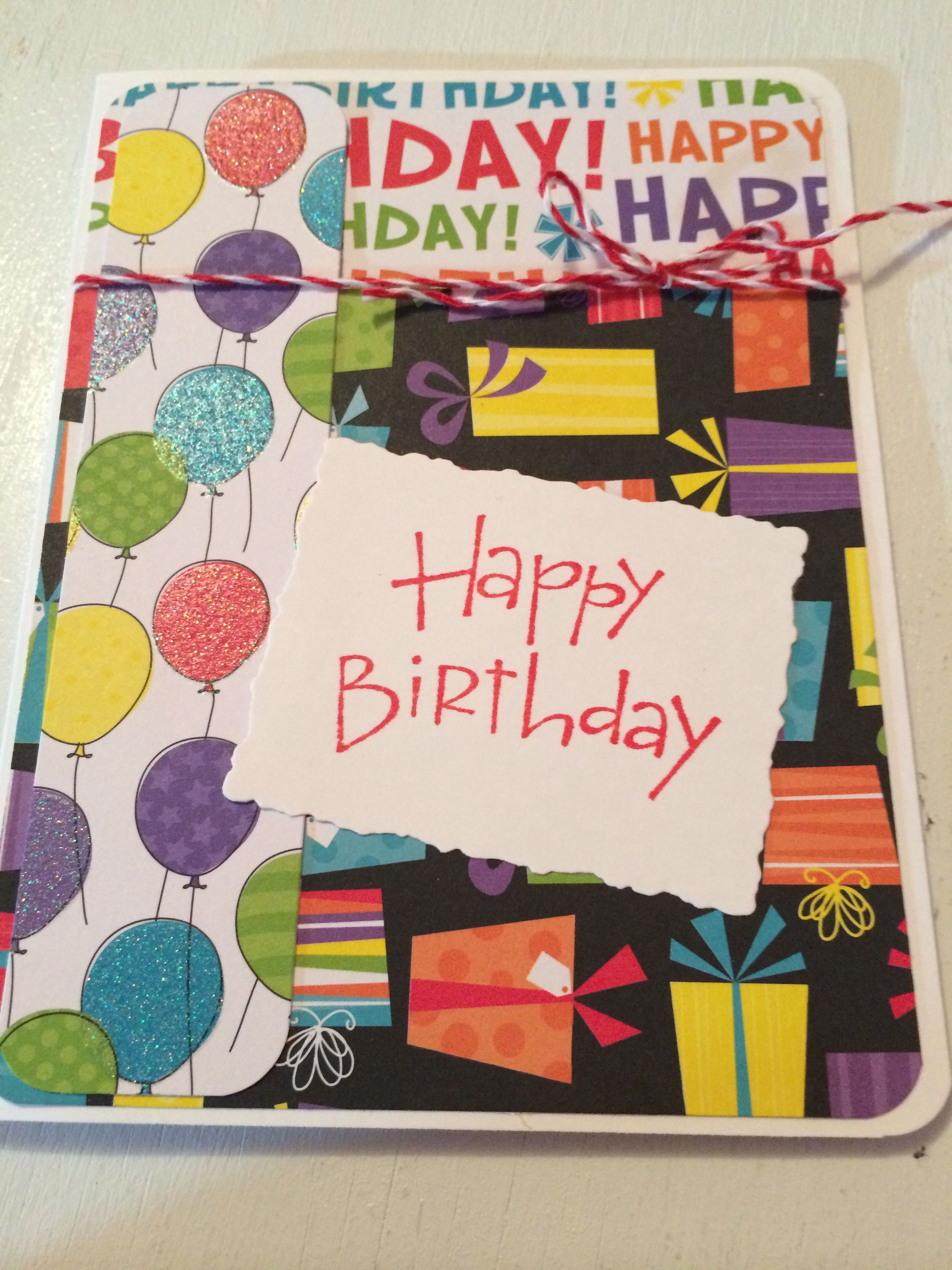 Childrens Birthday Cards From Me