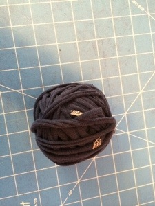 T-shirt Yarn How-to (14) ~ from Me & My House