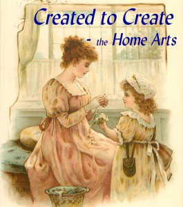 Created to Create ~ from Me & My House