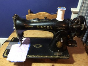 1952 Singer 15-91 ~ from Me & My House