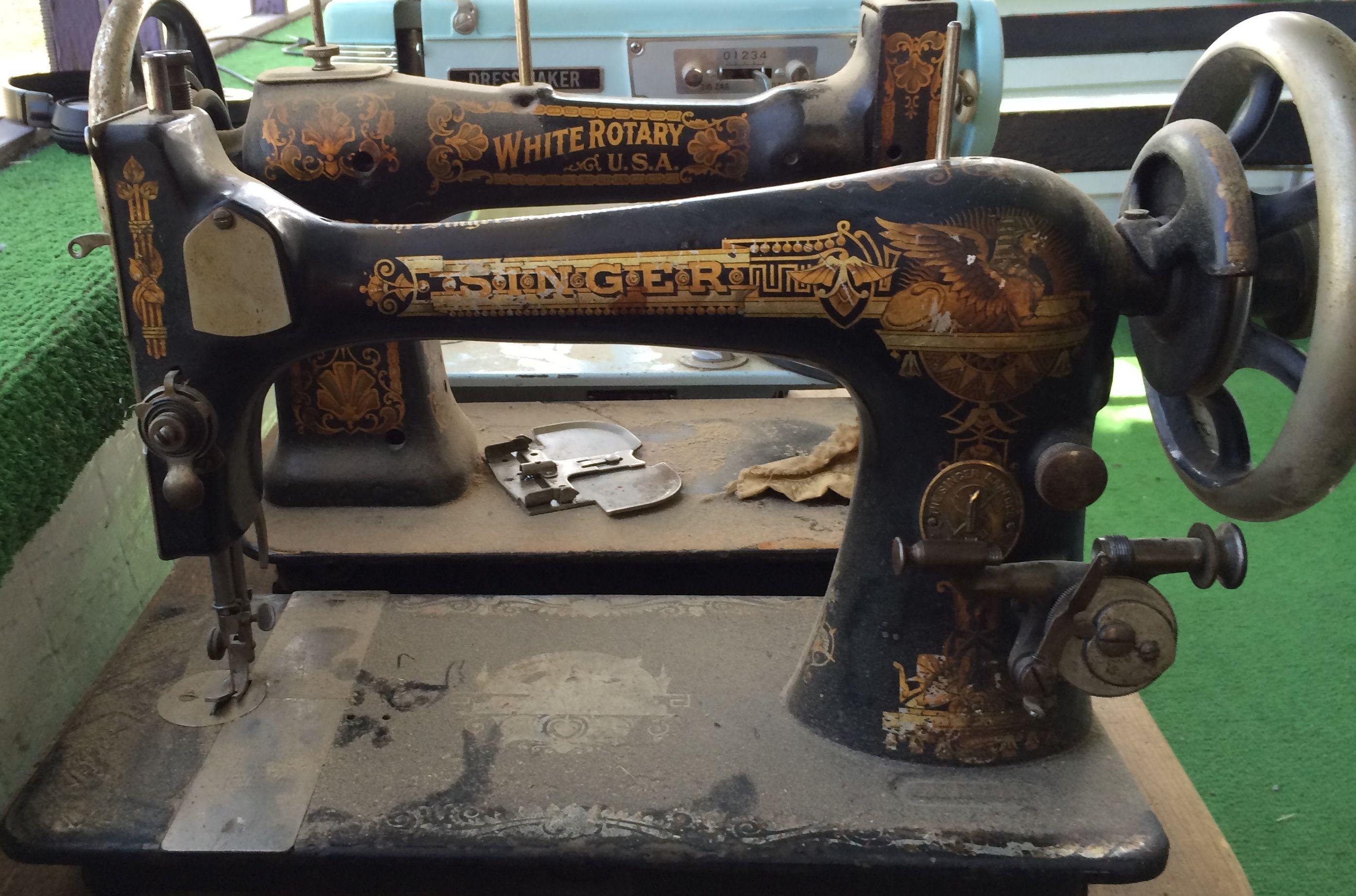 singer sewing machine 27