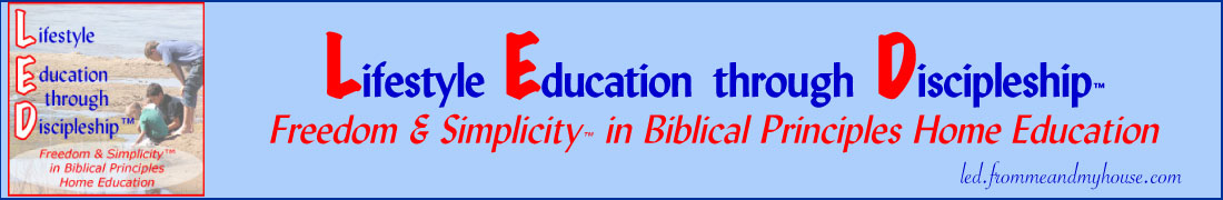 Lifestyle Education through Discipleship™